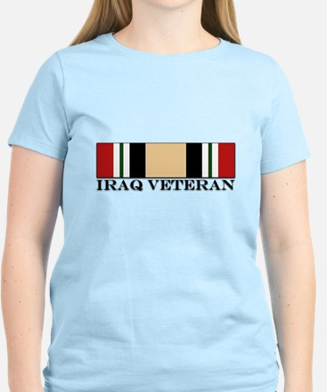 Iraq Veteran Medal Women's Light T-Shirt
