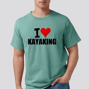 I Love Kayaking T-Shirt