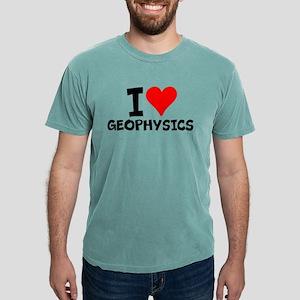 I Love Geophysics T-Shirt
