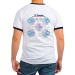 Smith Chart Ringer T-Shirt