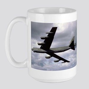 B-52 Stratofortress in Flight Large Mug