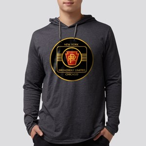 Pennsylvania Railroad, Broadwa Long Sleeve T-Shirt