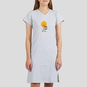 Radiology Chick Women's Dark T-Shirt