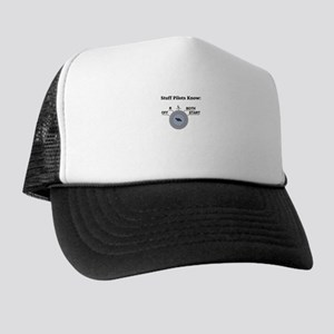 Stuff Pilots Know Magneto Switch Trucker Hat