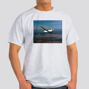 Global Hawk Ash Grey T-Shirt