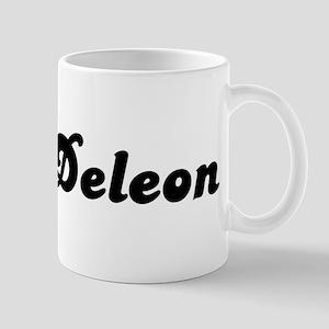Mrs. Deleon Mug