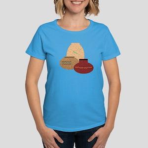 Clay Pots Women's Dark T-Shirt