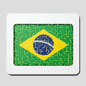 FOR BRAZIL Mousepad