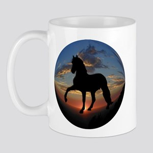 Peruvian Paso World Mug