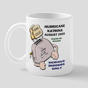 Toast FEMA Sucks Mug