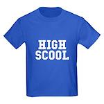 High Scool Kids Dark T-Shirt