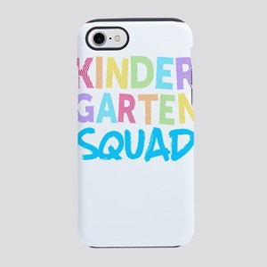 Kindergarten Squad Blue Lig iPhone 8/7 Tough Case