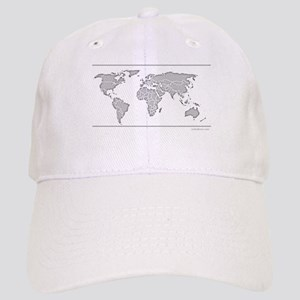 GEOGRAPHY/WORLD MAP Cap