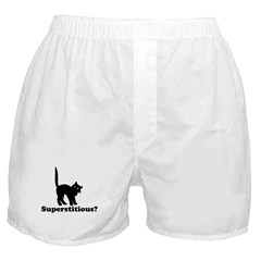 Superstitious Boxer Shorts