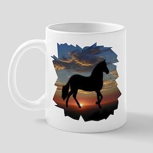 Paso Fino Sunset Mug