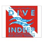 Dive Indeep Small Poster