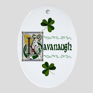 Kavanaugh Celtic Dragon Keepsake Ornament