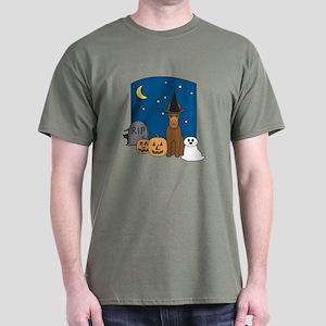 Kelpie Halloween Dark T-Shirt
