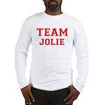 Team Jolie Long Sleeve T-Shirt