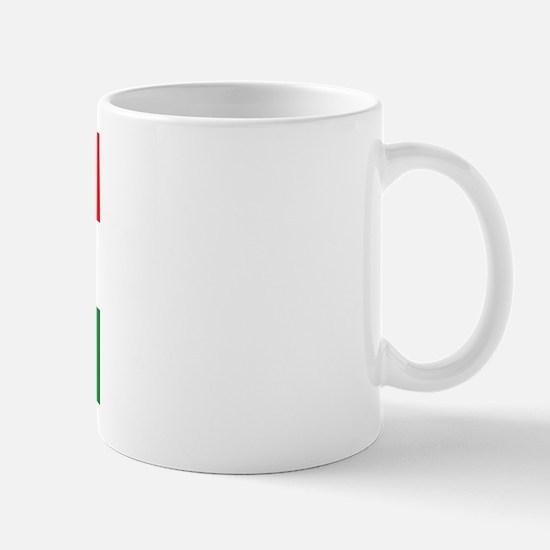 Kurdish Flag Mug