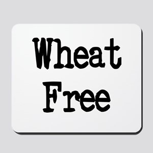 Wheat Free Mousepad
