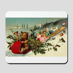 1902 Christmas Mousepad
