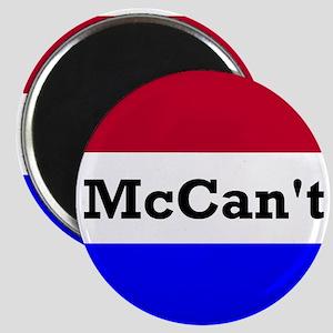 McCan't Magnet