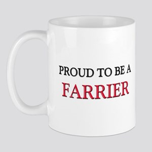 Proud to be a Farrier Mug