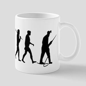 Miners Mining Mug