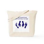 North American Necrophiliac S Tote Bag