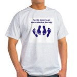 North American Necrophiliac S Light T-Shirt