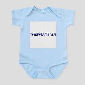 Temperamental Infant Creeper