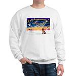 XmasSunrise/Bloodhound Sweatshirt