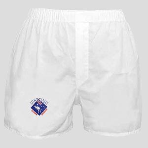 Australia Down Under Boxer Shorts
