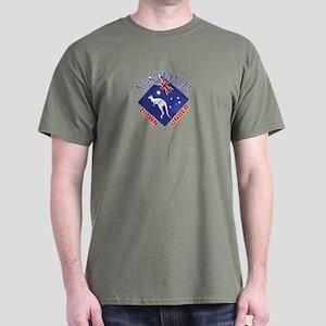 Australia Down Under Dark T-Shirt