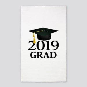 Class of 2019 - Grad Cap Area Rug