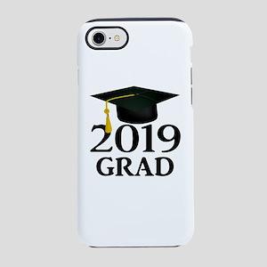 Class of 2019 - Grad Cap iPhone 8/7 Tough Case