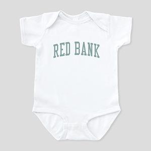 Red Bank New Jersey NJ Green Infant Bodysuit