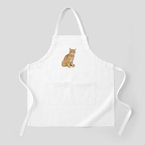 Yellow Cat BBQ Apron