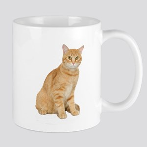 Yellow Cat Mug