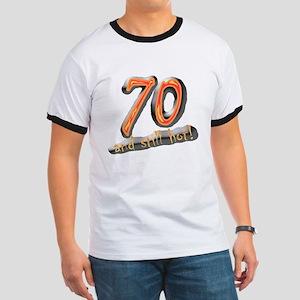 70th birthday & still hot Ringer T