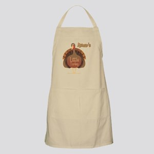 Memaw's Little Turkey BBQ Apron