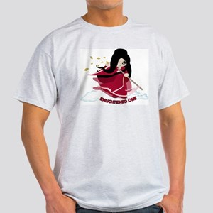 Fei the Martial Artist Ash Grey T-Shirt