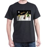 Night Flight/Weimaraner Dark T-Shirt