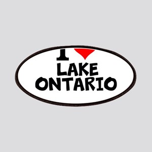 I Love Lake Ontario Patch