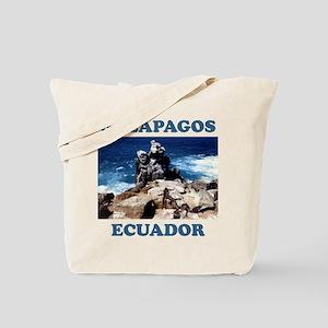 GALAPAGOS ECUADOR Tote Bag