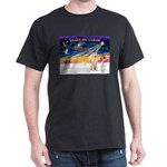 XmasSunrise/Spinone #11 Dark T-Shirt
