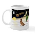 Night Flight/Golden 12 Mug