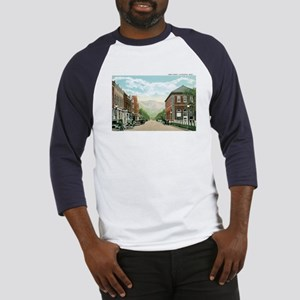 Livingston Montana MT Baseball Jersey