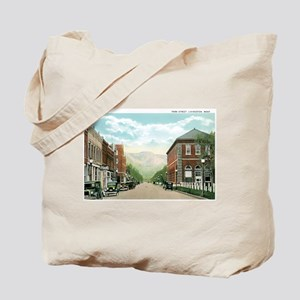 Livingston Montana MT Tote Bag